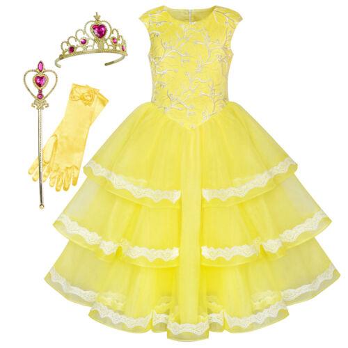 Princess Beauty Accessories Crown Magic Wand Age 6-12 Years