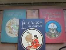 VINTAGE ~ The Book House for Children ~ All 3 Volumes of My Travelship