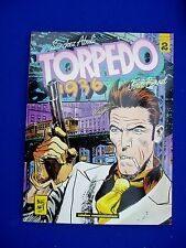 Torpedo 1936 no 2.Sanchez Abuli & Jordi Bernet. 1st.  (1985). VFN.