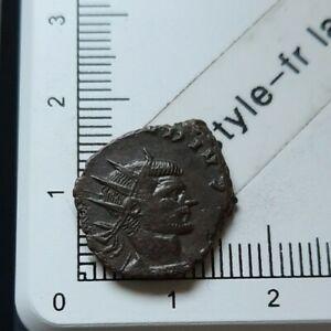 H04421-piece-de-monnaie-romaine-antoninien-a-identifier