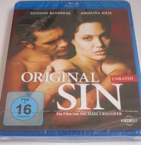 1 von 1 - Original Sin - Blu-ray/NEU/OVP/Erotik/Angelina Jolie/Antonio Banderas/unrated