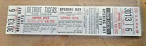 1979-Opening-Day-Unused-Ticket-Detroit-Tigers