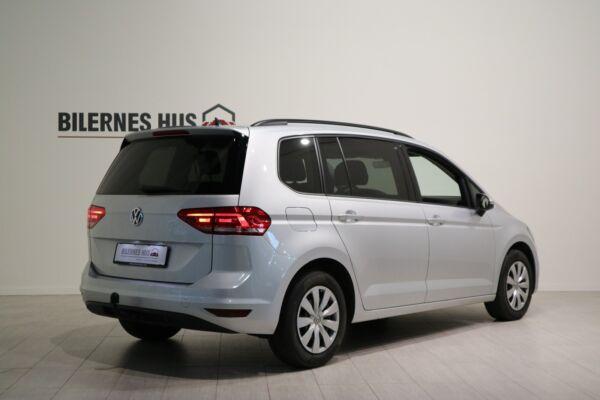 VW Touran 1,6 TDi 115 Comfortline DSG 7prs - billede 1