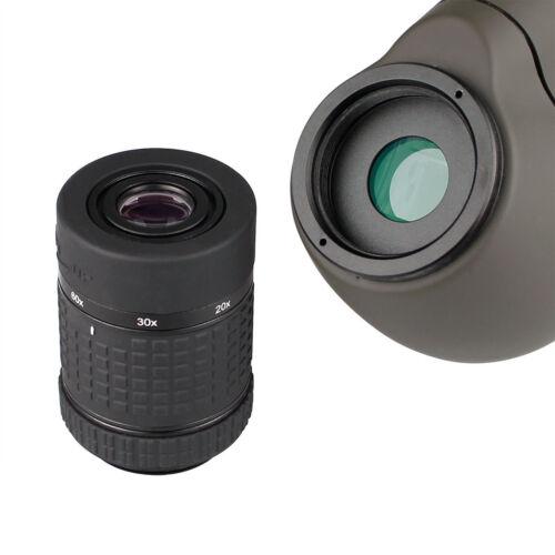 SVBONY SV13 20-60x80mm Spektiv IP67 Wasserdicht Teleskop+Adapter+138cm Stativ DE