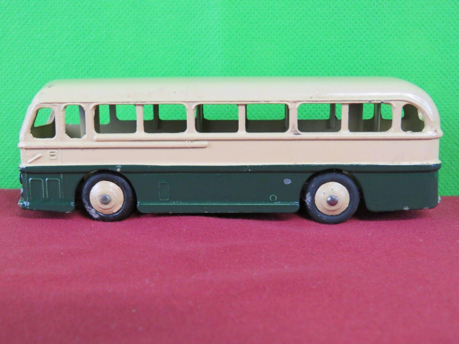 Meccano ltd dinky spielzeug duple roadmaster bus leyland royal tiger in england