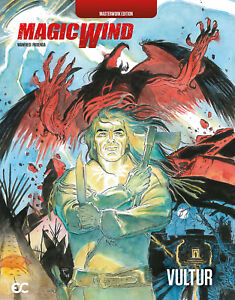 Magic-Wind-Vultur-Masterworks-Edition-2018-Hardcover-GN-Manfredi-Frisenda
