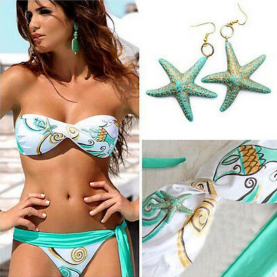Bikini Sexy Women's Push-up Bandage Swimsuit Swimwear Monokini Bathing Suit