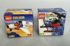 LEGO® System 2x alte Sets 2849 und 2884 Neu und ungeöffnet misb