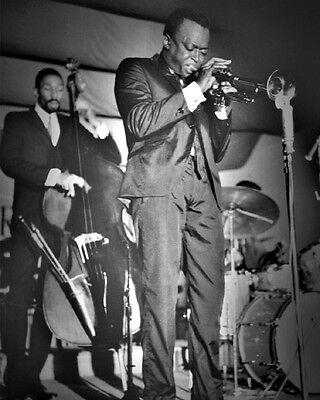 Jazz Musician MILES DAVIS Glossy 8x10 Photo Music Entertainment Print Poster