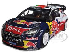CITROEN DS3 #2 WRC WINNER RALLY PORTUGAL 2011 RED BULL 1/18 CAR NOREV 181556