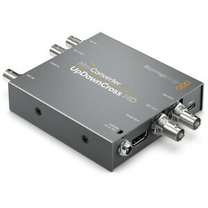 Blackmagic Design Mini Converter UpDownCross HD - CONVMUDCSTD/HD -Stock en Miami