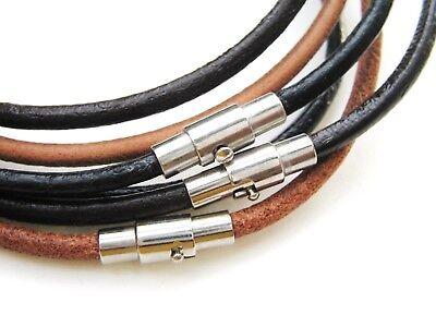 Edelstahl Halskette Kastenkette 2x2mm 45cm lang SERAJOSY