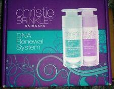 Christie Brinkley DNA Renewal System Daytime Rejuven Treatment Overnight Repair