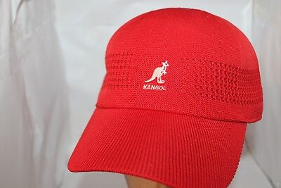 /%100 Authentic KANGOL Tropic ventair 504 ivy Cap 0290BC  CAO1474        Magenta
