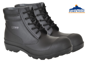 Safety Boots Shoes Steel Toe Cap FW45