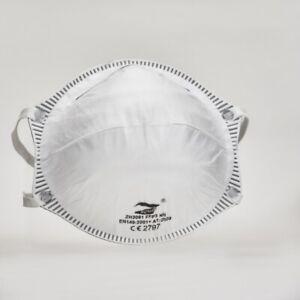 Maske FFP3 5-lagig ab 5er-Pack Mundschutz Gesichtsmaske zertifiziert