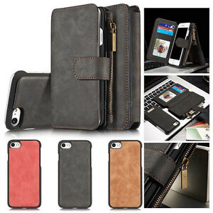 the best attitude c933a 9583c Details about R15 R17 Leather Wallet Card Flip Case Cover OPPO F1s R9s R11S  A57 A73 AX5 A3s 7