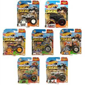 Hot-Wheels-Monster-Trucks-1-64-Coleccion-lotes-para-elegir