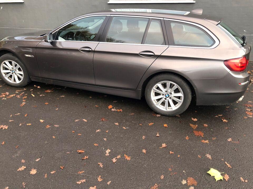 BMW 520d, 2,0 Touring, Diesel