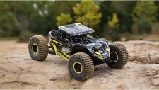 Losi Rock Rey 4WD RTR 1:10 mit AVC, gelb - LOS03009T1