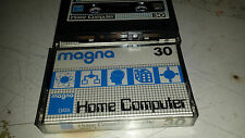 RARE PC DATI CASSETTA c30 (come MC-CASSETTA) rarità 9415a