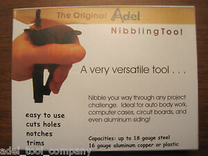 Adel-Nibbler-Nibbling-Tool-ORIGINAL-amp-NEW-Directly-from-manufacturer