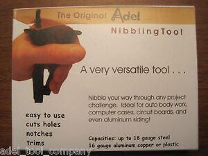 Adel-Nibbler-Nibbling-Tool-ORIGINAL-amp-NEW-Directly-from-manufacturer