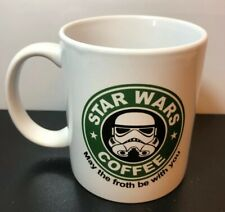 Coffee Mug Star Wars May The Froth Be