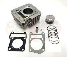 Big bore 150cc Barrel and piston kit upgrade for Yamaha YBR 125 2011