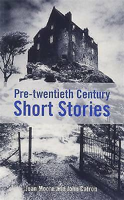 Pre-twentieth Century Short Stories Anthology by Catron, John ( Author ) ON May-
