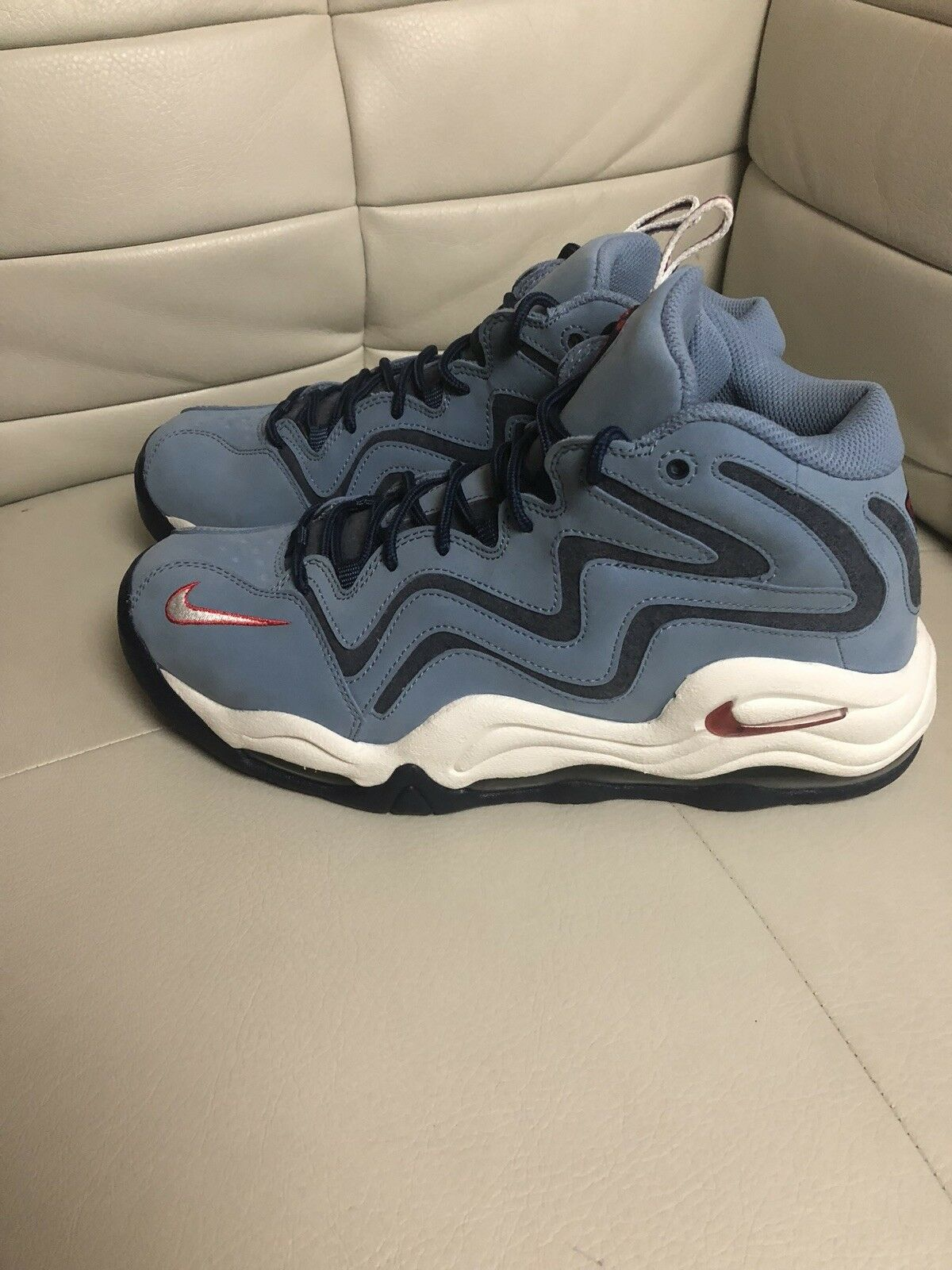 Nike Work Air Pippen Work Nike Blue Size 10 397f52