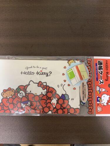 DAISO Sanrio Hello Kitty Bank Book Case Sanrio Animation Character