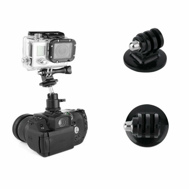 Replacement Tripod Mount Stand Adapter Converter For GoPro Hero 1/2 HD Camera IT