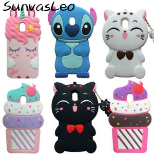 cover samsung galaxy j3 silicone 3d