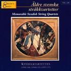 Memorable Swedish String Quartets 3 von Kyndel Quartet (2014)