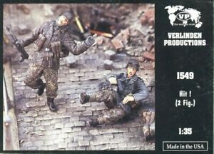 Verlinden-1-35-Hit-2-Resin-Figures-Kit-1549