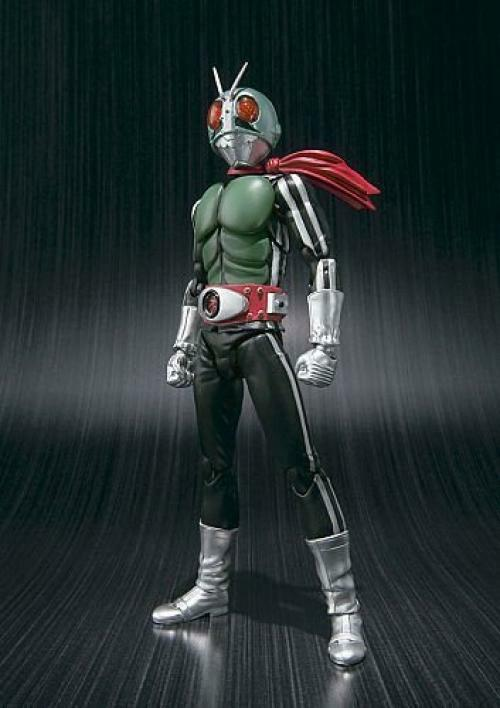 NEW S.H.Figuarts Masked Kamen Rider New Shin 1 Action Figure TAMASHII NATIONS