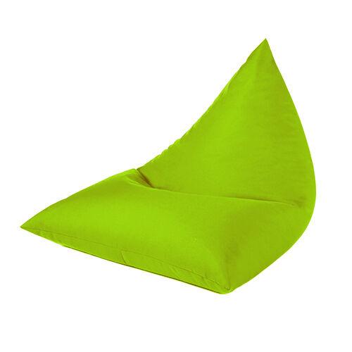 Lime Waterproof XXL Garden Bean Bag Gamer Lounger Recliner Gaming Chair Patio