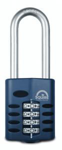 Squire CP50 2.5 2.5 2.5 50mm 4 rueda combinación 63mm de largo grillete Candado hsqcp 50 2.5 3a642b