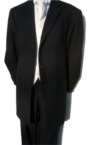 PAGE BOYS BLACK WEDDING DRESS SUIT JACKET ONLY AGE 2 4 6 8 10 12 YEAR YEARS OLD