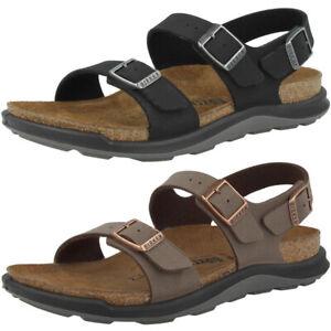 Birkenstock Sonora CT Birko-Flor Nubuk Schuhe Damen Hiking Sandalen Sandaletten