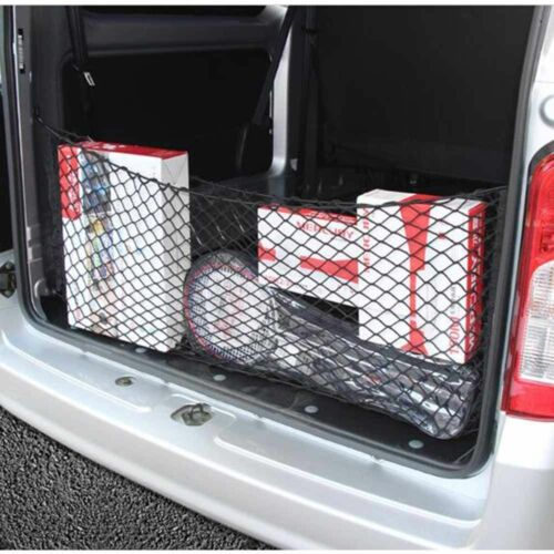 1pc Trunk Envelope Style Cargo Net for Honda Pilot Rear Cargo Net 2016-2019