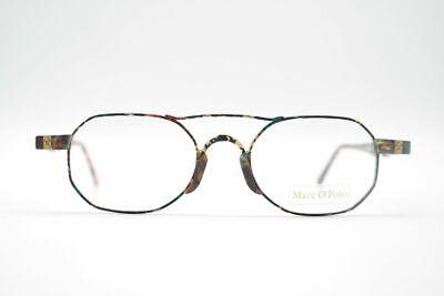 2019 Ultimo Disegno Vintage Marc O 'polo 3318 826 51 [] 20 140 Colorato Ovale Occhiali Eyeglasses Nos-mostra Il Titolo Originale