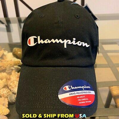 NWT Polo Champion Hip Hop Rapper 100/% Cotton Sport Baseball Cap Strapback Hat