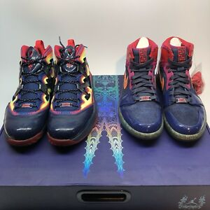 new concept 33af3 a7b80 Image is loading Nike-Air-Jordan-YOTS-PACK-SZ-10-5-