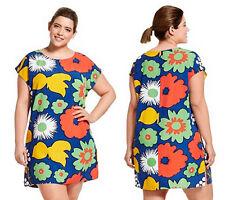 7e83069a5b0 item 6 NWT Marimekko for Target Tunic Dress - Kukkatori (Flower Market)  Plus Size 3X -NWT Marimekko for Target Tunic Dress - Kukkatori (Flower  Market) Plus ...