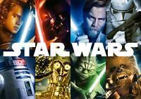 Educa Disney Jigsaw Puzzle Star Wars 1500 Pcs 16312