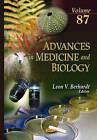 Advances in Medicine & Biology: Volume 87 by Nova Science Publishers Inc (Hardback, 2015)
