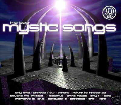 CD The Best Mystic Songs by Various Artists 3 CDs