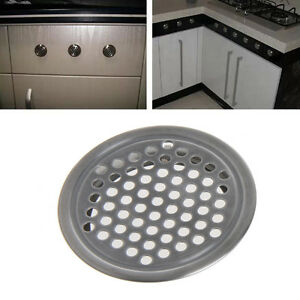 Image Is Loading Stainless Steel Wardrobe Cabinet Mesh Hole Air Vent